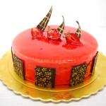 Сладоледена торта Ягода
