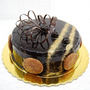 torta dark saten