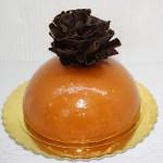 Торта тофи карамел