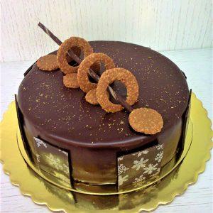 torta karakrakina