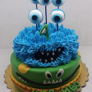torta monster