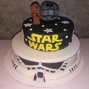 torta starwars