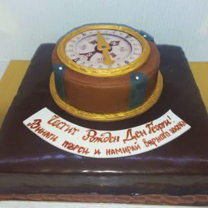 torta kompas