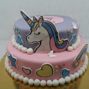 torta ednorog