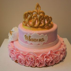 torta princeskata