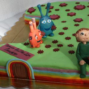 torta izvanzemni