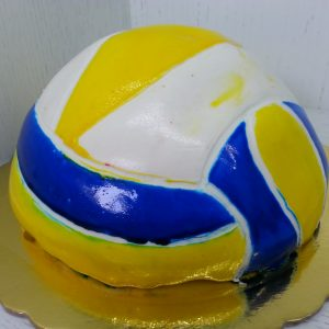 torta topka voleibolna