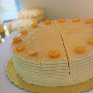 torta susam i portokal